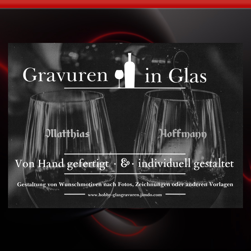 Hoffmanns Glasgravuren